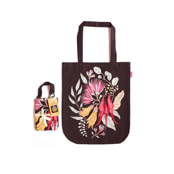 Tofutree Tote Bag NZ Flora