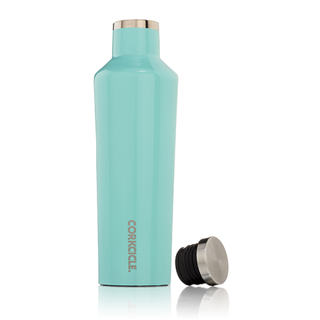Corkcicle Canteen Drink Bottle 16oz Turquoise