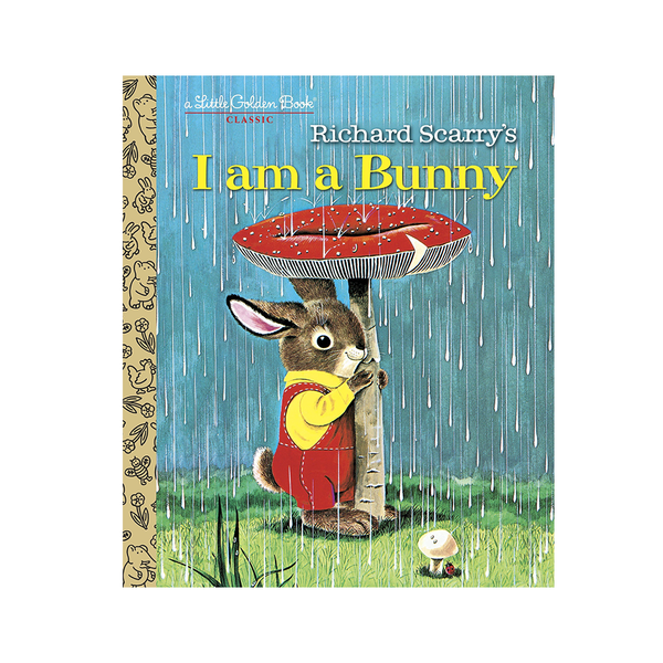 Little Golden Book I am a Bunny