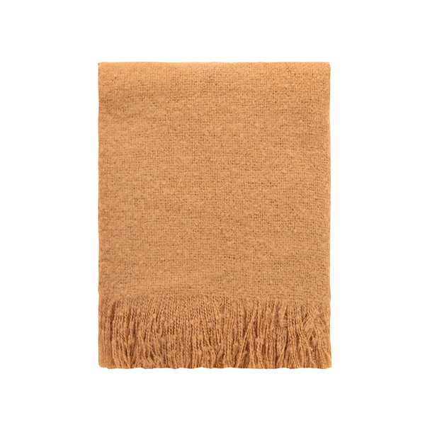 Linens & More Cosy Throw Camel