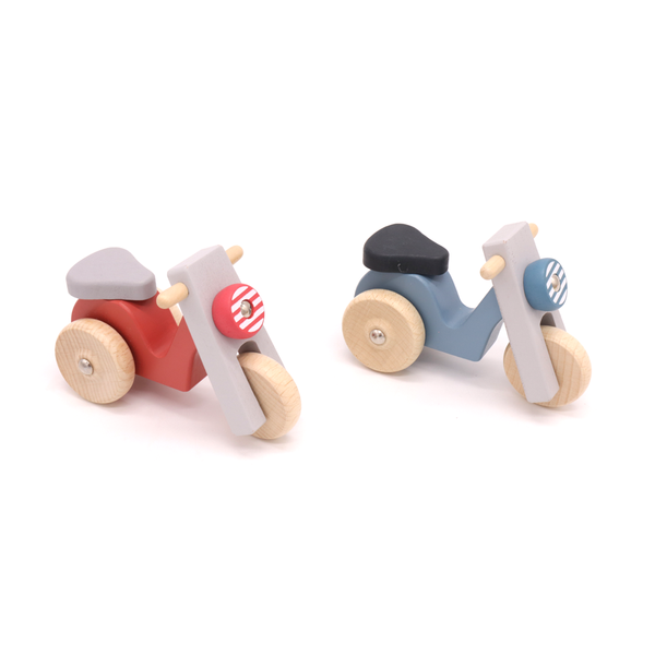 Wooden Tricycle Bike Assorted