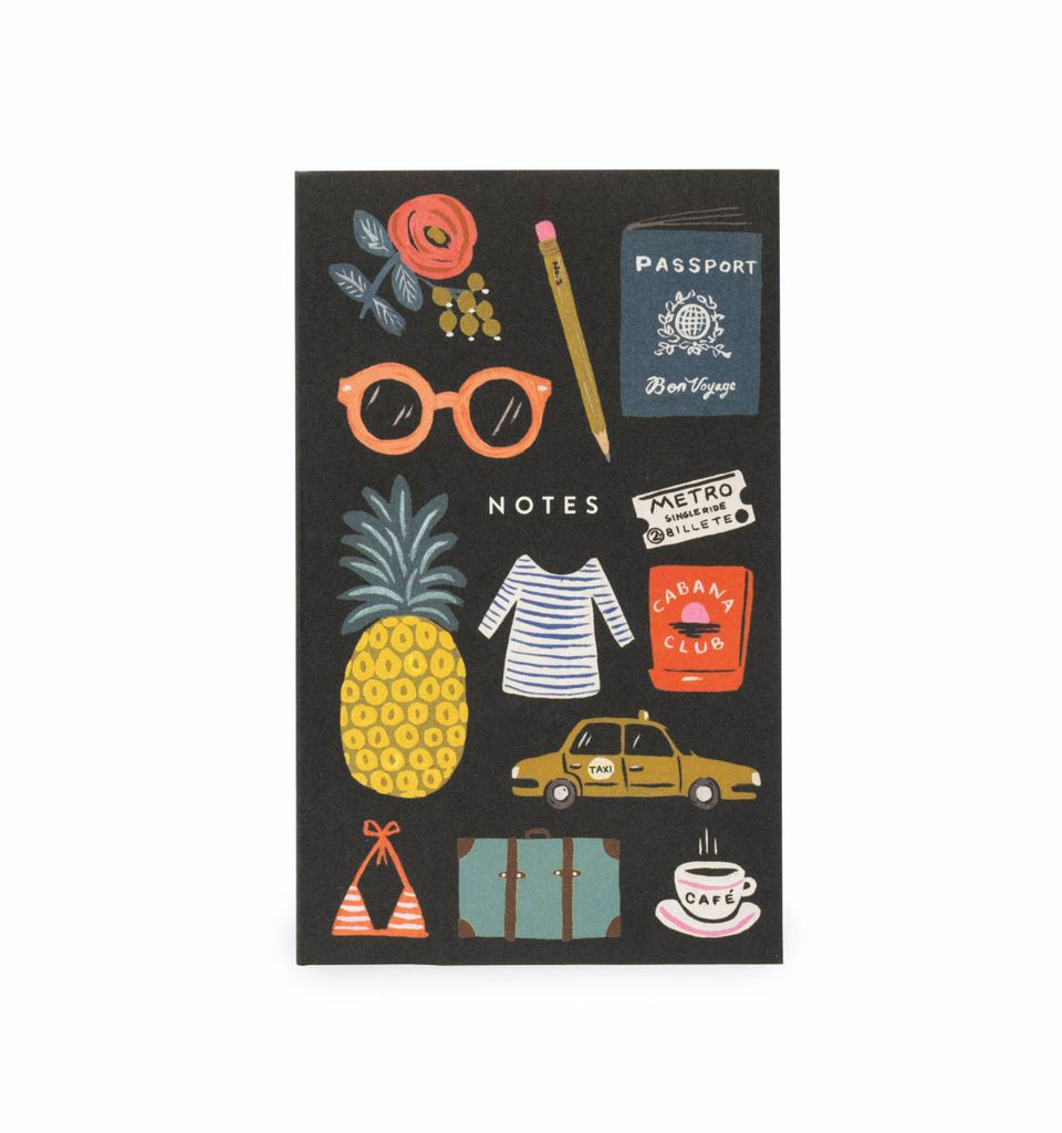 Rifle Paper Co Pocket Notepad Bon Voyage