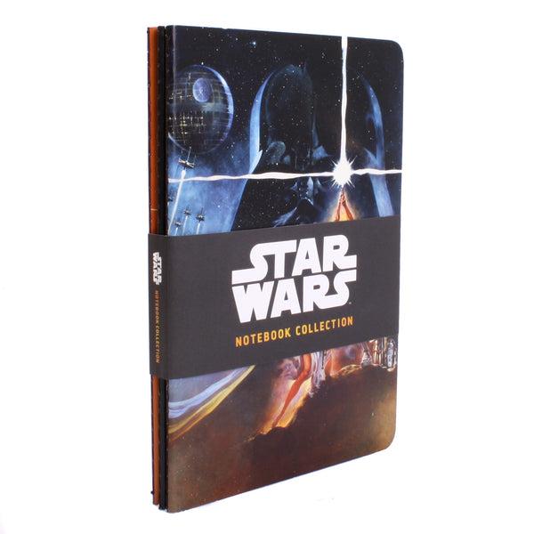 Star Wars A New Hope Notebook Collection Set of Three