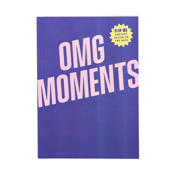 Yes Studio A6 Mixed Emotions Notebook OMG Moments