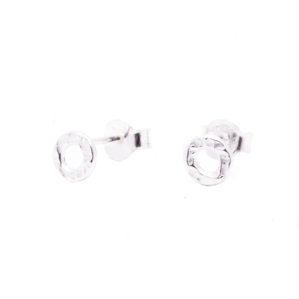 Iko Iko Stud Mini Hollow Circle