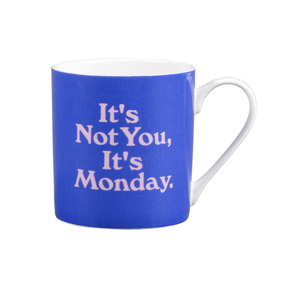 Yes Studio Ceramic Mug Its Not You