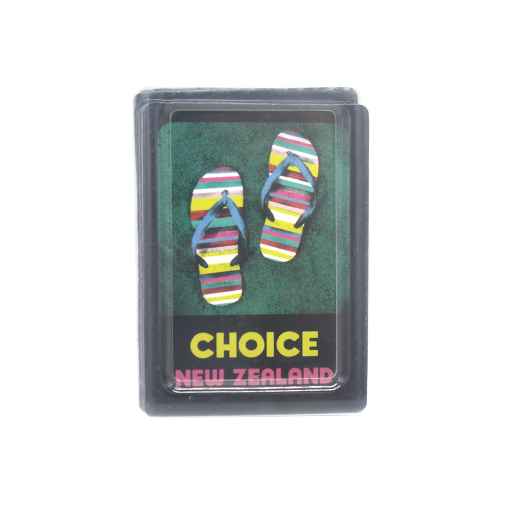 New Zealand Pop Art Playing Cards Choice