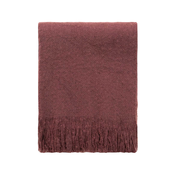 Linens & More Cosy Throw Sassafras