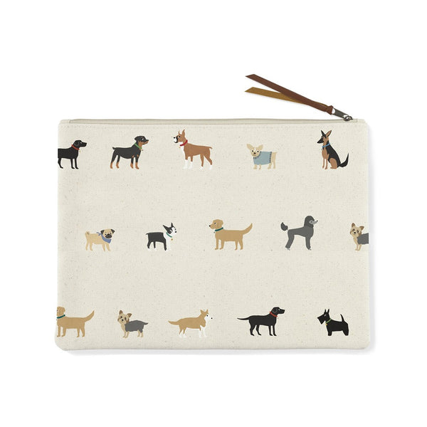 Pet Shop Happy Breeds Canvas Pouch Large