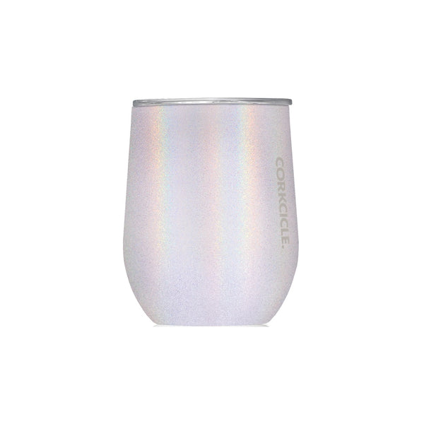 Corkcicle Stemless 12oz Unicorn Magic