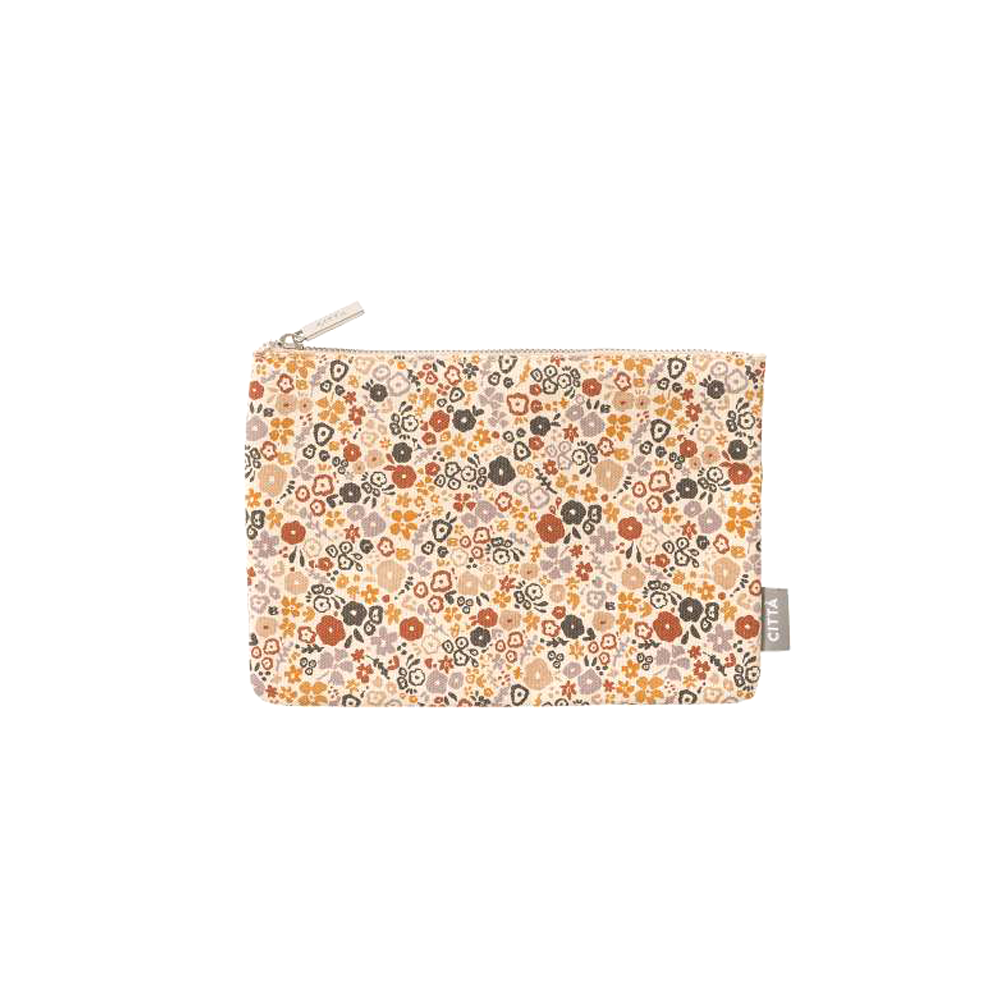 Citta Wildflower Flat Purse Multicolor