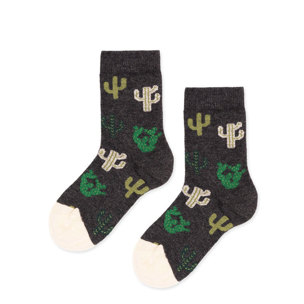 Hansel From Basel Kids Socks Cacti Crew