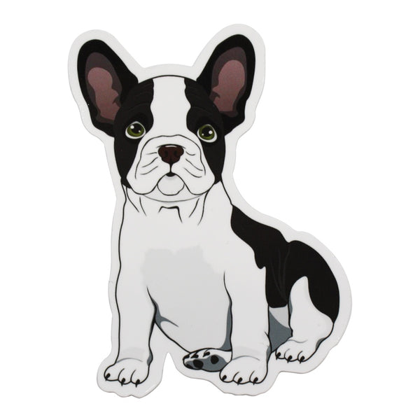Pro & Hop Sticker French Bulldog