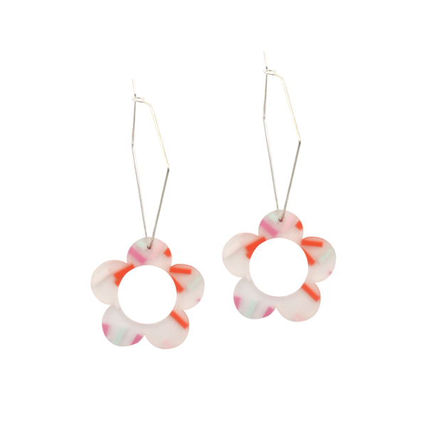 Penny Foggo Earrings Confetti Flower