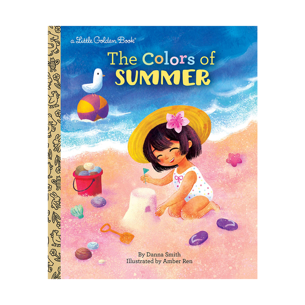 Little Golden Book the Colours of Summer