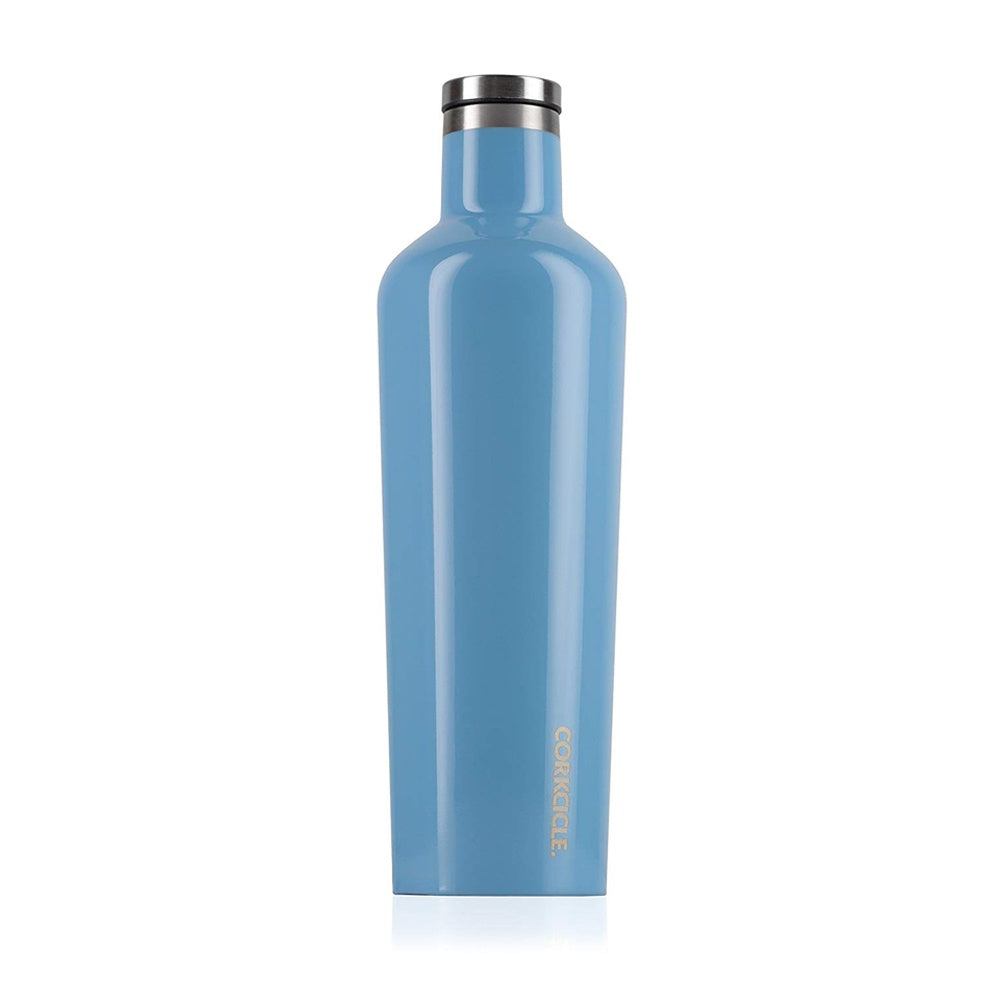 Corkcicle Canteen Drink Bottle 25oz Blue Skies