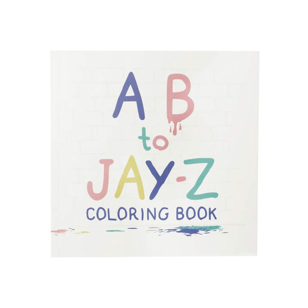 A B to Jay-Z Colouring Book