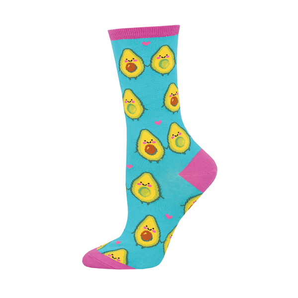 Socksmith Socks Womens You Guac My World