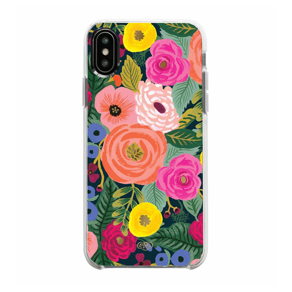 Rifle Paper Co. iPhone X/XS Hard Case Juliet Rose
