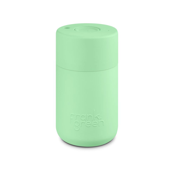 Frank Green Original Reusable Smart Cup 12oz Mint Gelato
