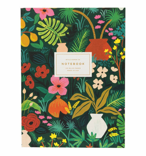 Rifle Paper Co Memoir Notebook Ruled Large Terracotta