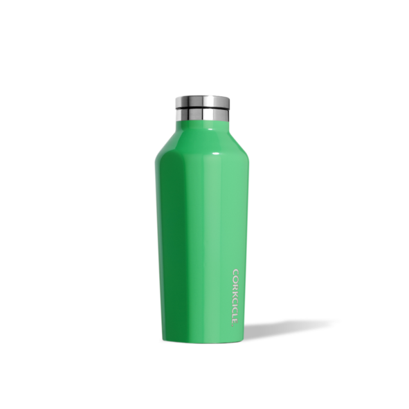 Corkcicle Canteen Drink Bottle 9oz Caribbean Green