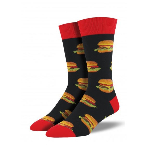 Socksmith Socks Mens Good Burger