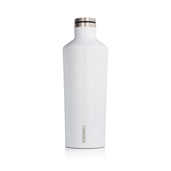 Corkcicle Canteen Drink Bottle 60oz White