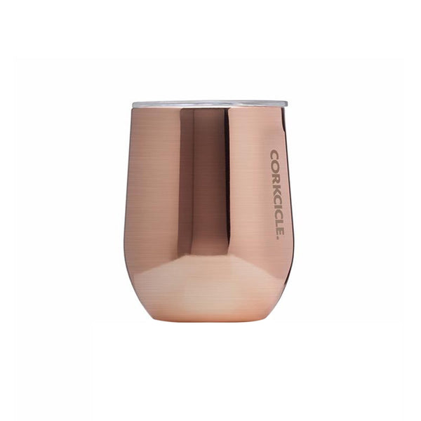 Corkcicle Stemless 12oz Copper