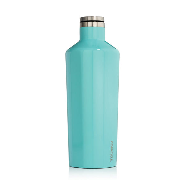 Corkcicle Canteen Drink Bottle 60oz Turquoise