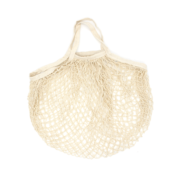 Iko Iko String Cotton Shopping Bag Natural