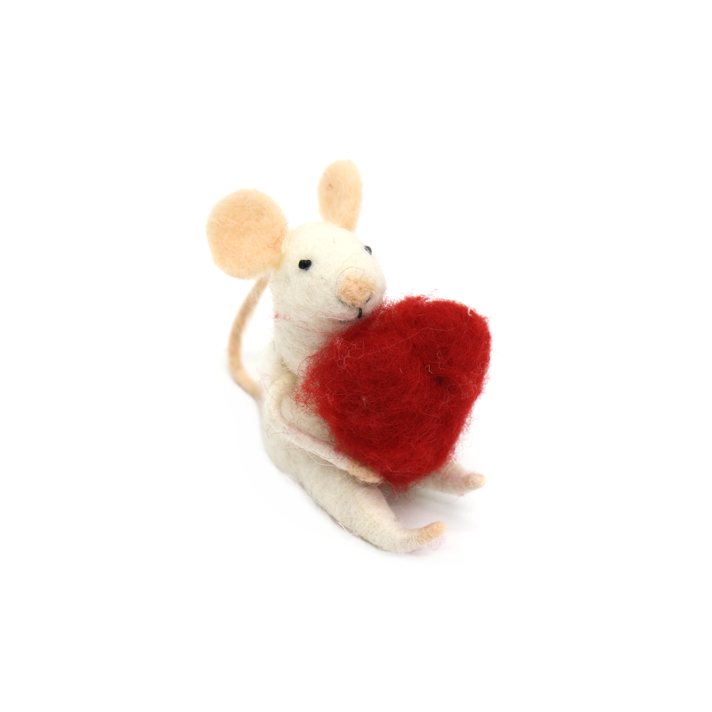 MillyMac Mini Friend Augusta Mouse