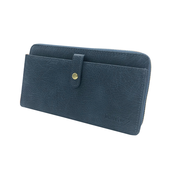 Moana Road Wallet Fitzroy Blue