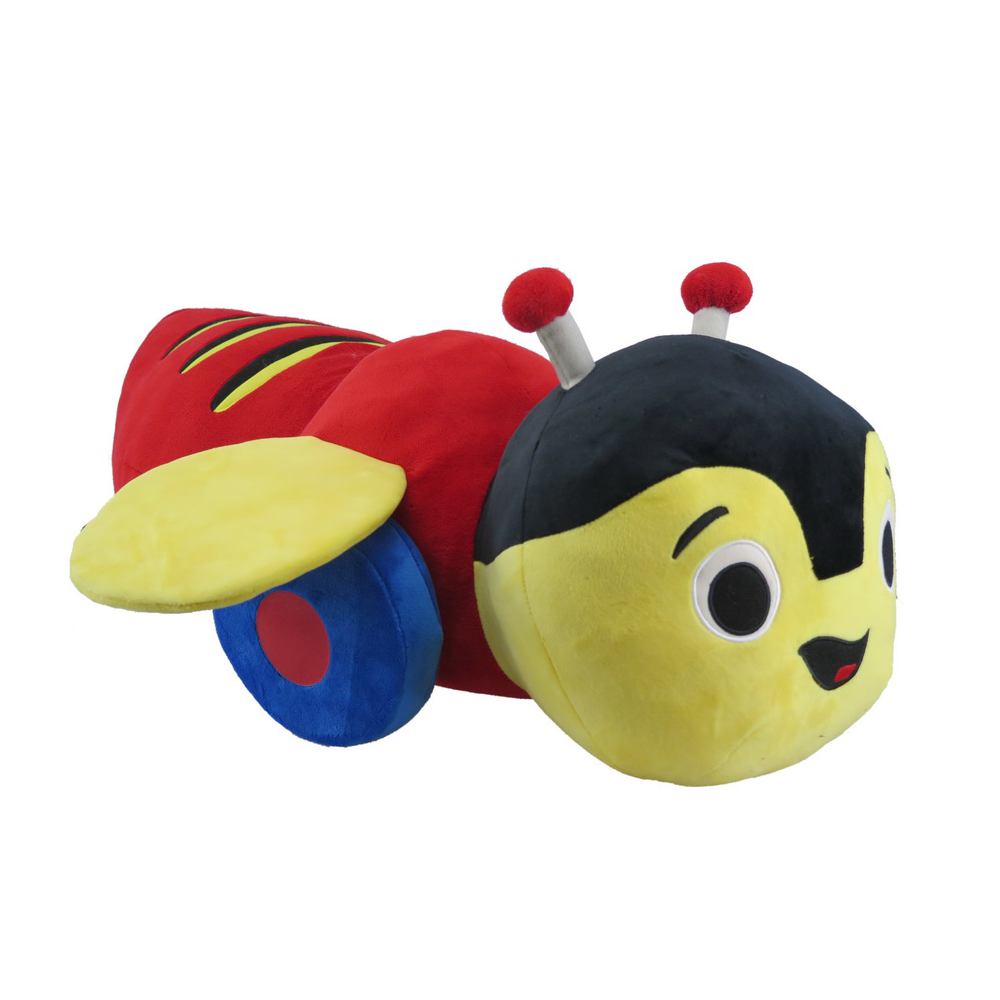 Antics Soft Toy Buzzy Bee