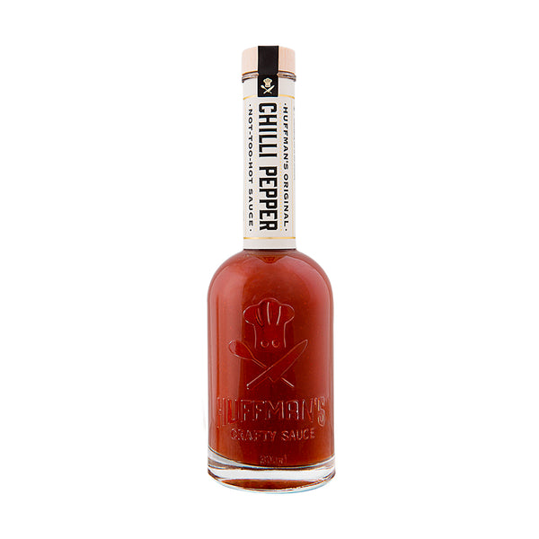 Huffmans Original Chilli Pepper Hot Sauce 300ml