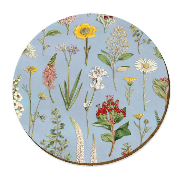 New Zealand Wildflowers Placemat