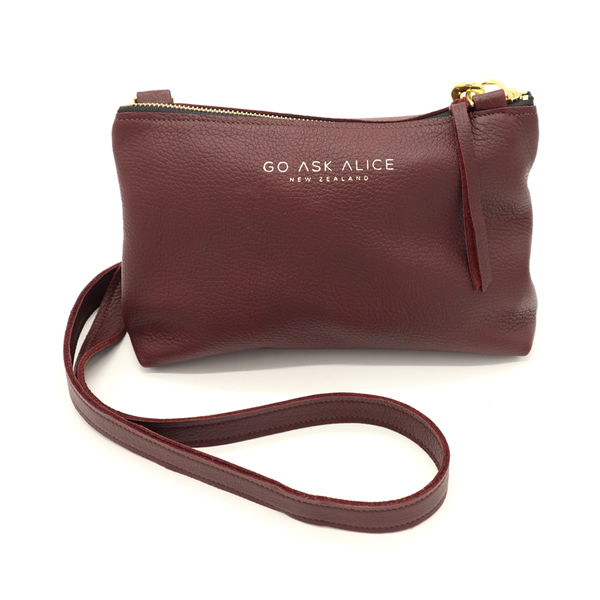Go Ask Alice Janis Bag Mulberry
