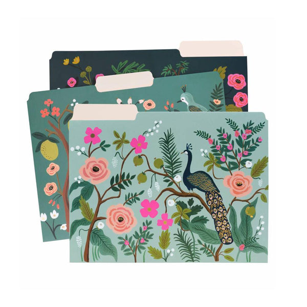 Rifle Paper Co. File Folder Floral Assorted