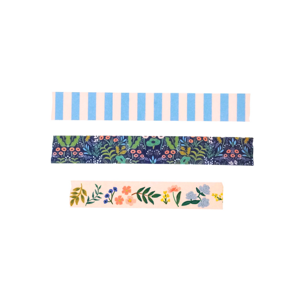Rifle Paper Co Paper Tape Set of 3 Tapestry
