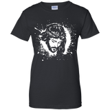 Face of Jesus - Ladies T-Shirt - Cotton