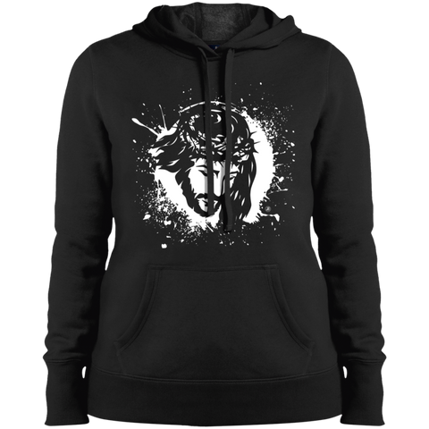 Face of Jesus - Ladies Hoodie