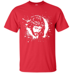 Face of Jesus - Mens T-Shirt - Cotton