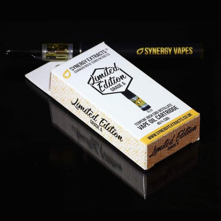 CBD Vape Cartridge | Limited Edition | Pre-filled | 0.5ml