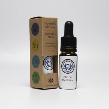 CBD Brothers Oil | Blue Edition | 5% | Sativa