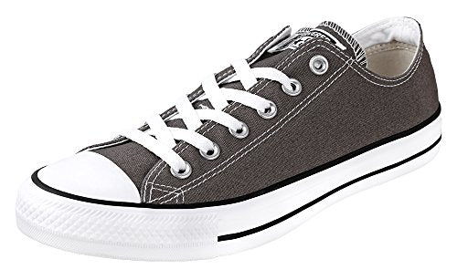 5fb387f21491a9 Converse Unisex Chuck Taylor All Star Low Top Charcoal Sneakers - US Men  6.5   US Sale! Converse Unisex Chuck Taylor All Star Low Top Charcoal  Sneakers ...