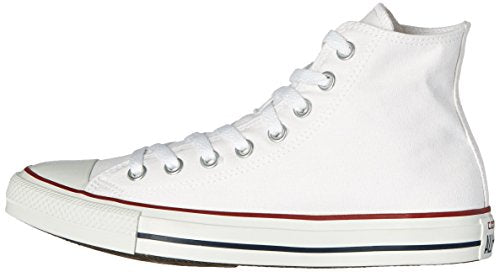 ae67408deeb5 Converse Unisex Chuck Taylor All Star Hi Top Optical White Canvas Shoes US  Men s 10.5   Sale! Converse Unisex Chuck Taylor All Star Hi Top Optical  White ...