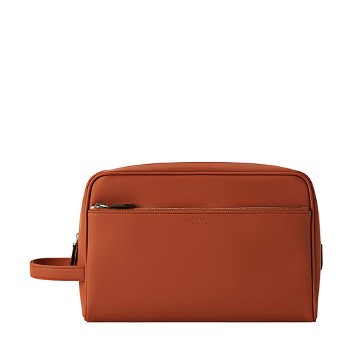 Ben Golf Pouch Dark Orange
