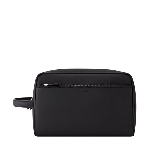 Ben Double Golf Pouch Black
