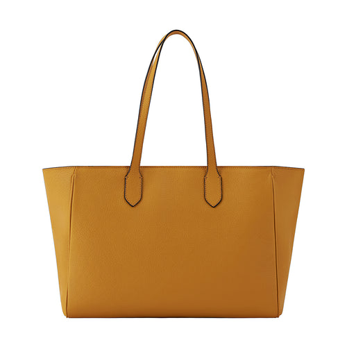 Carrie Shopper Bag Moutarde