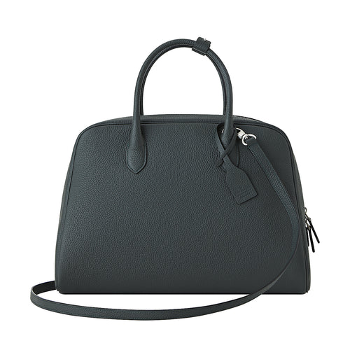Charlene 35 Tote Bag Dark Green
